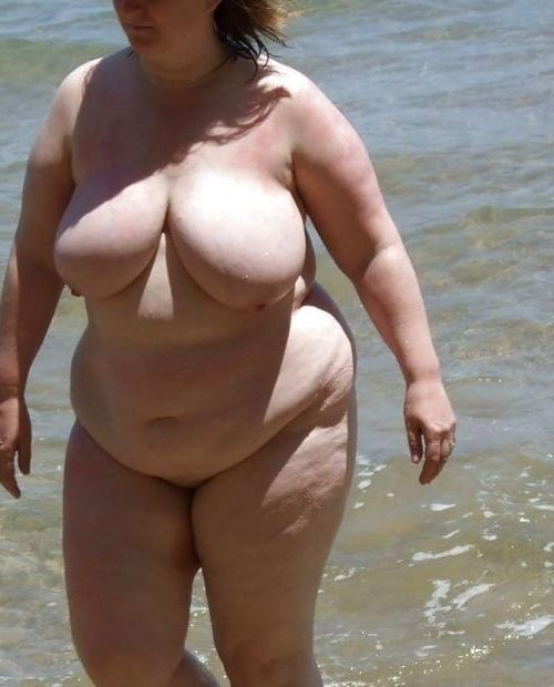 Sorry, that Chubby nude beach wife