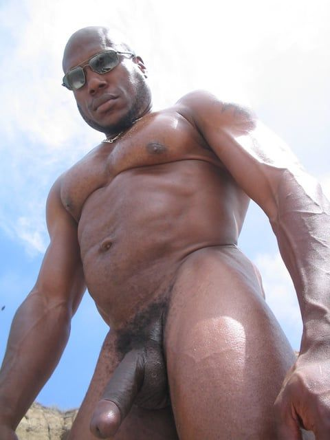 Fat black gay sex