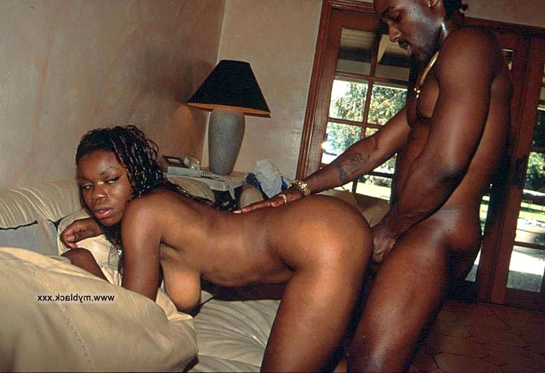 Balls Deep Ebony Amateur