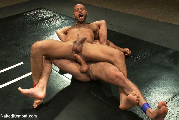 Порно борьба парнем