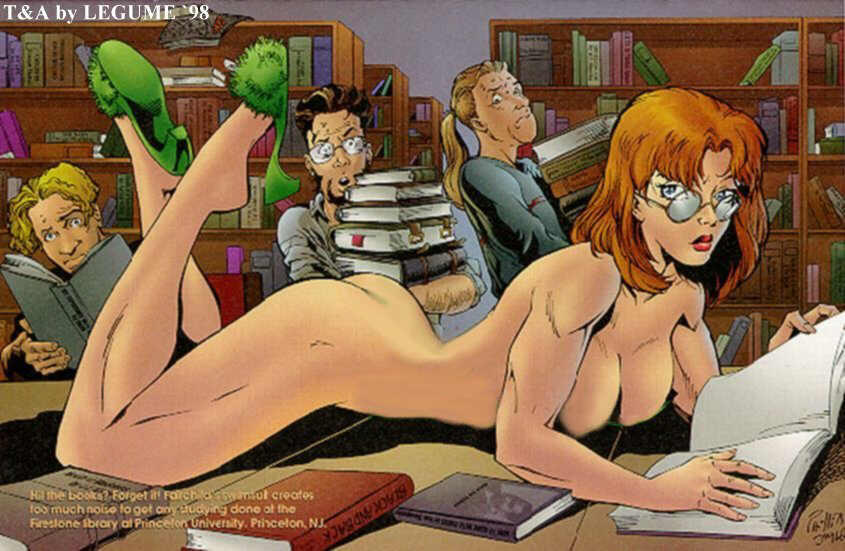 Adult Porn Books - Comic book xxx