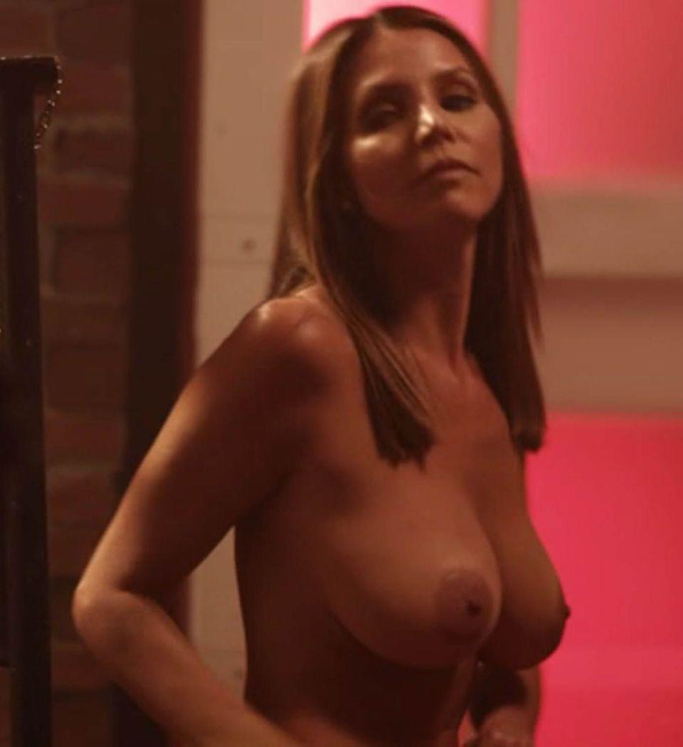 Apologise Charisma carpenter fake nudes