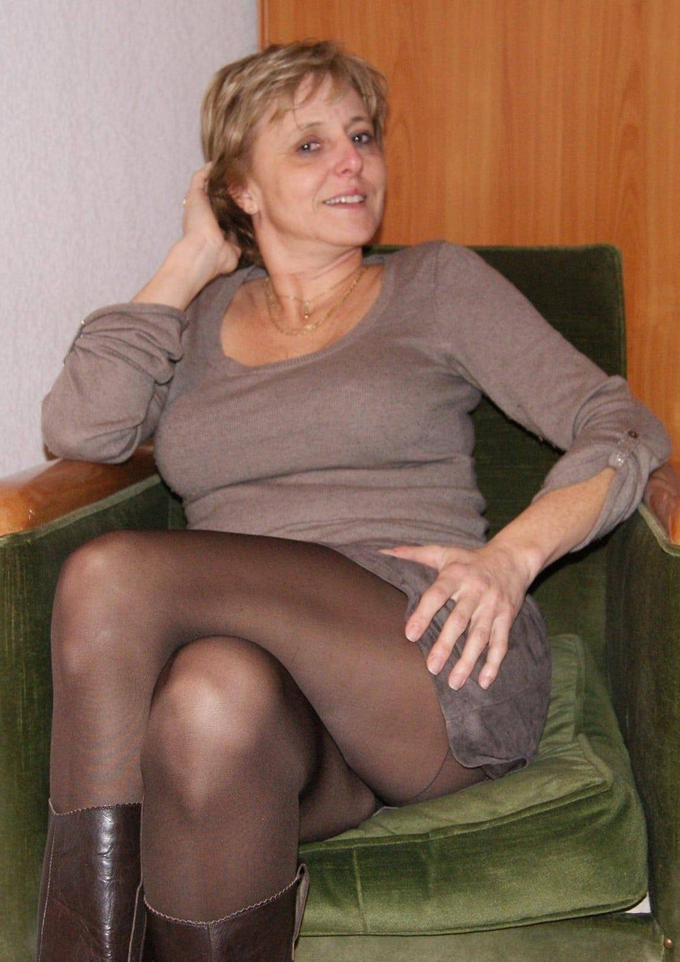 Opinion french mature milf impossible