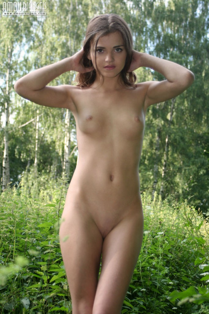 First time nude nudist