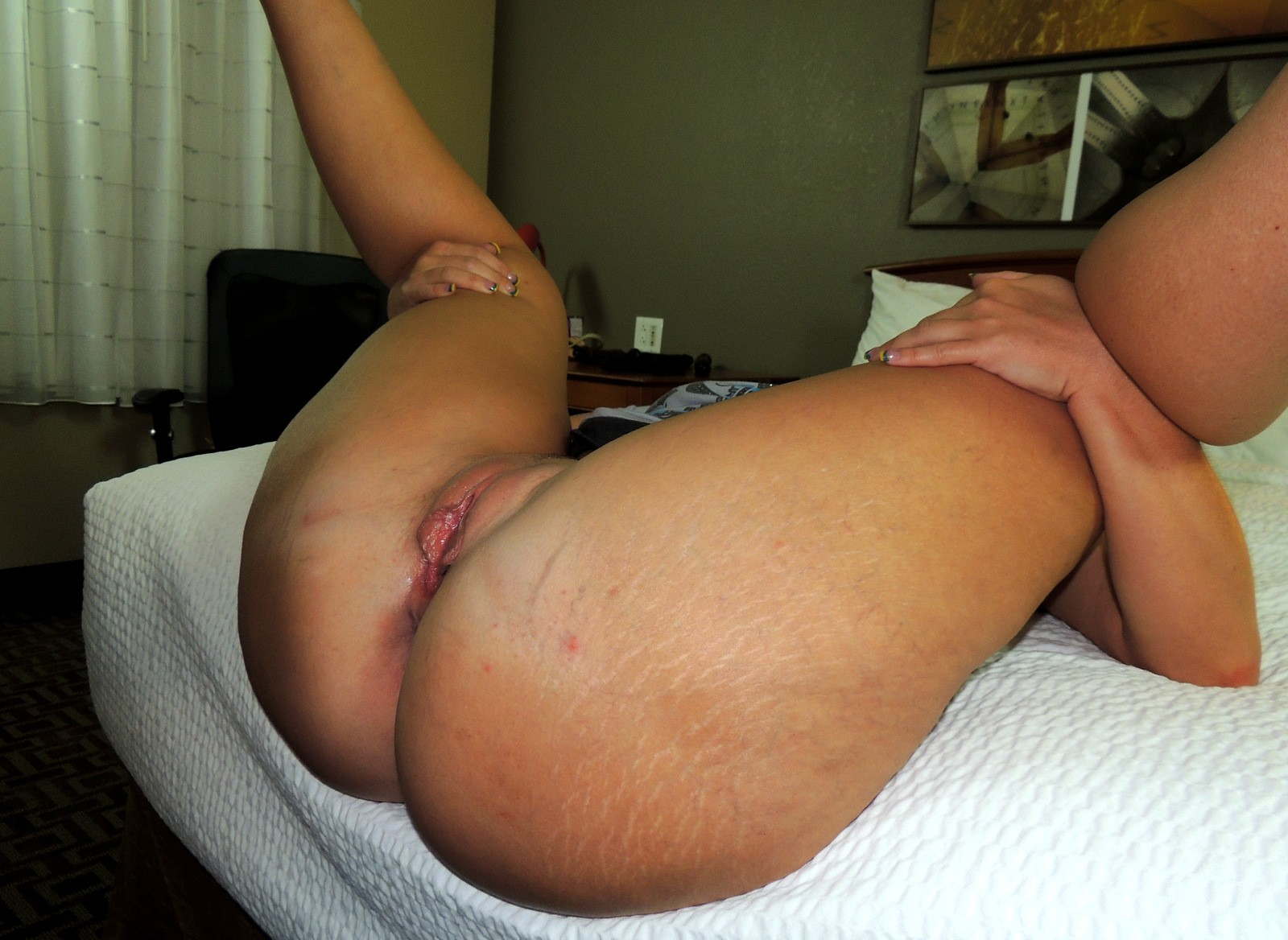 older woman blow job