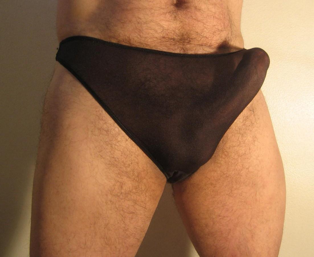 Gay Men in Underwear