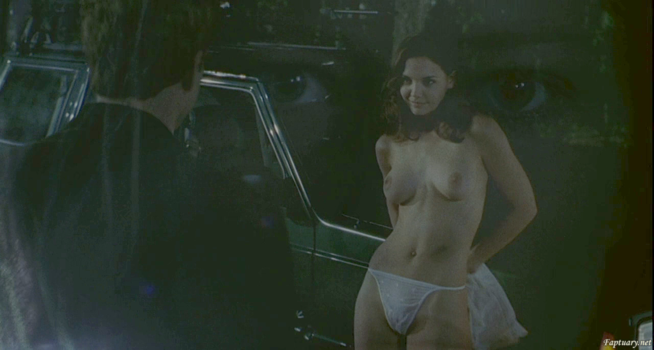 Brilliant Katie holmes the gift nude scene can