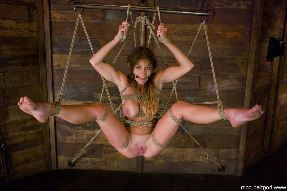 Apologise, but, Teen naked and tied up