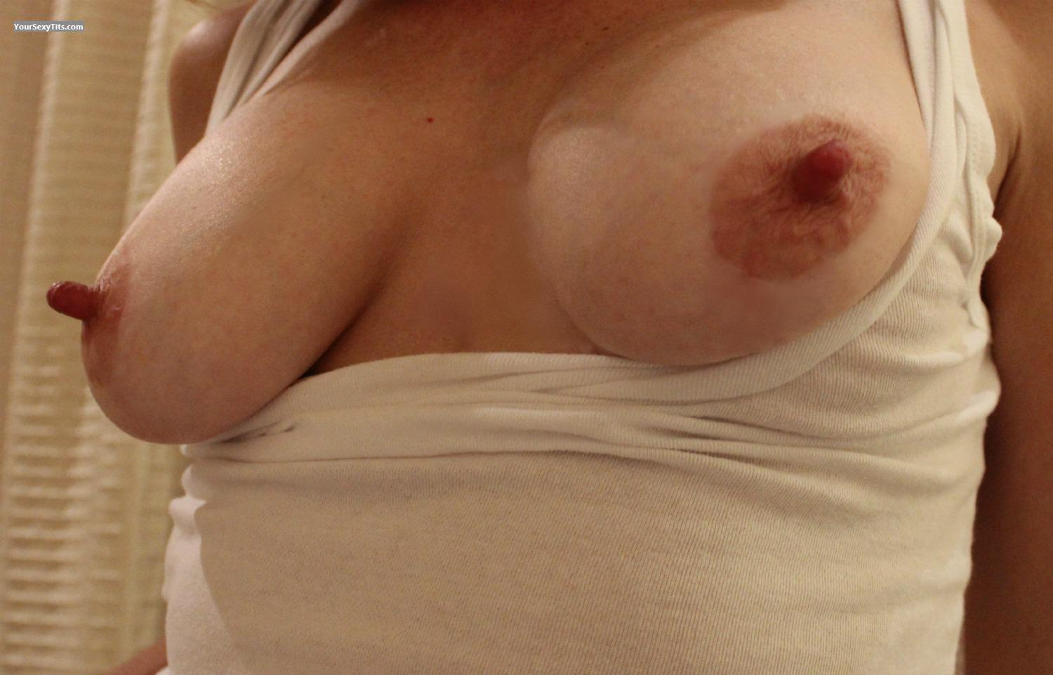 Simply matchless Naked mature with long nipples too happens:)