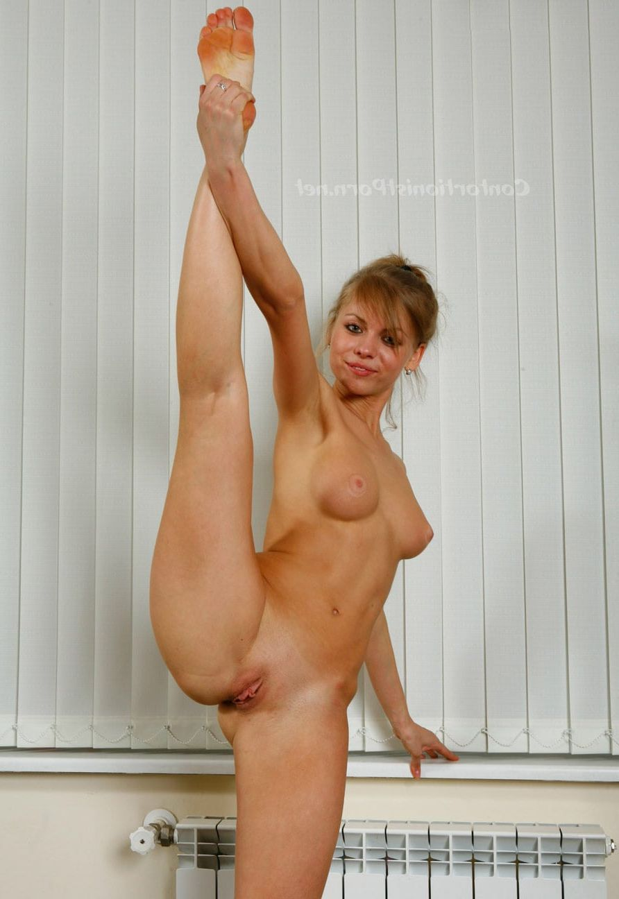 female flexible woman nude Contortionist