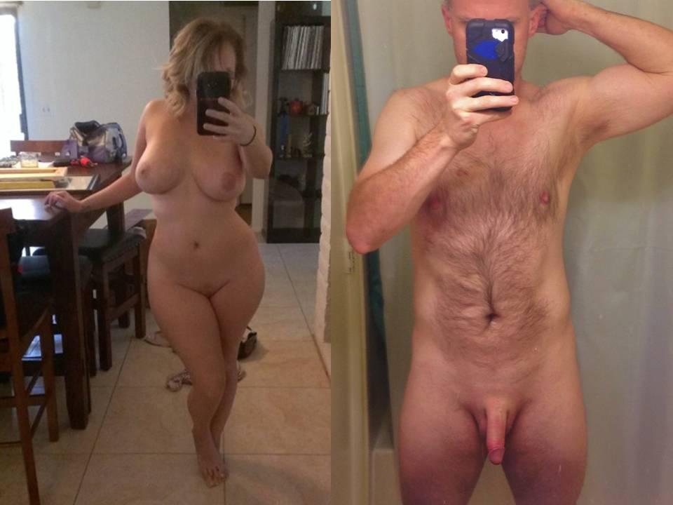 Мужа голым свотала