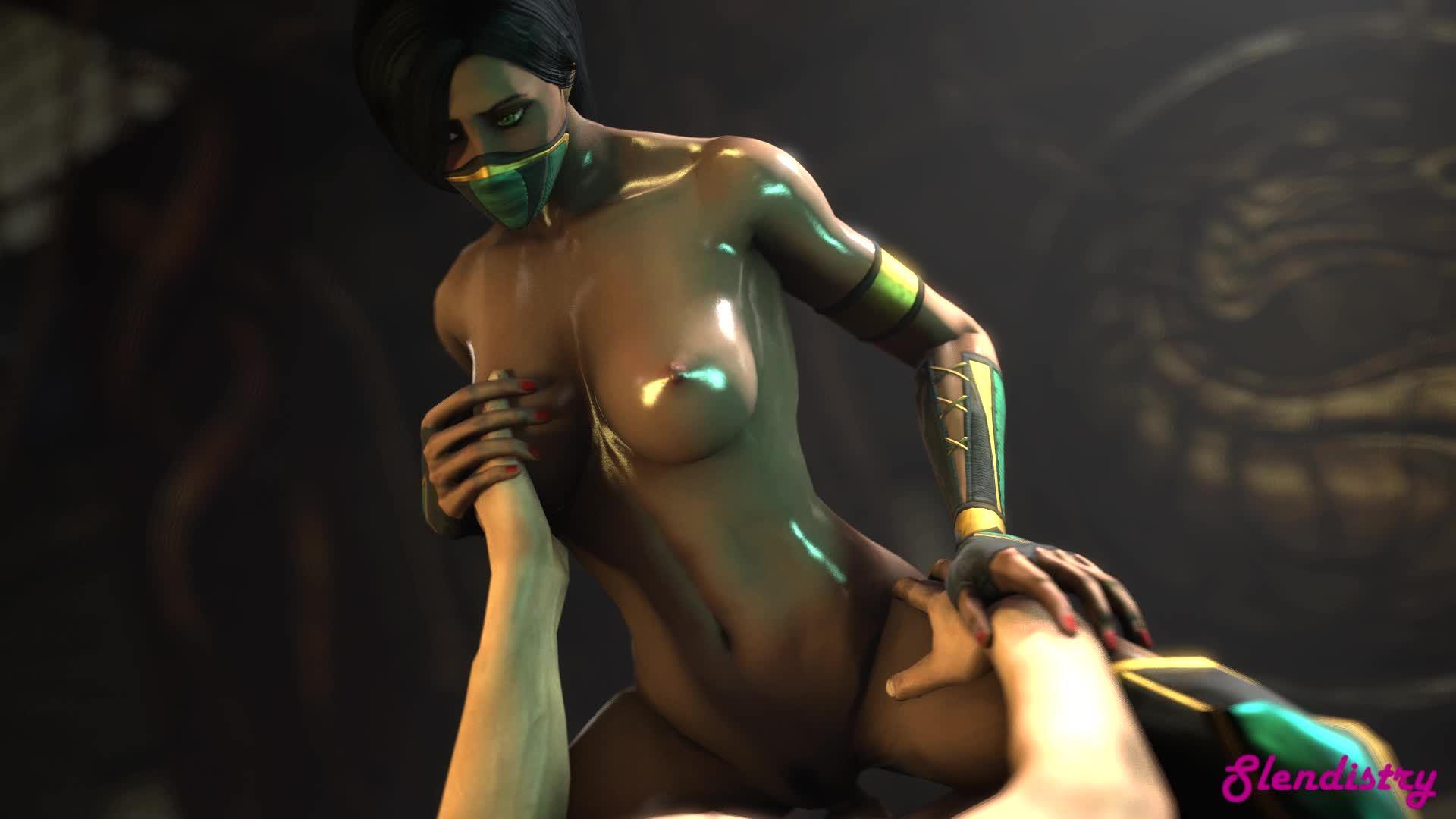 Порно мортал комбат9 видео