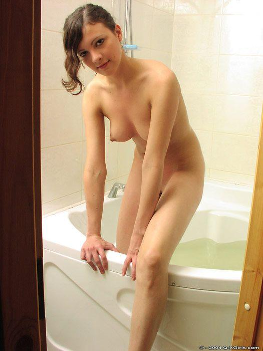 junior Disabled girl nude