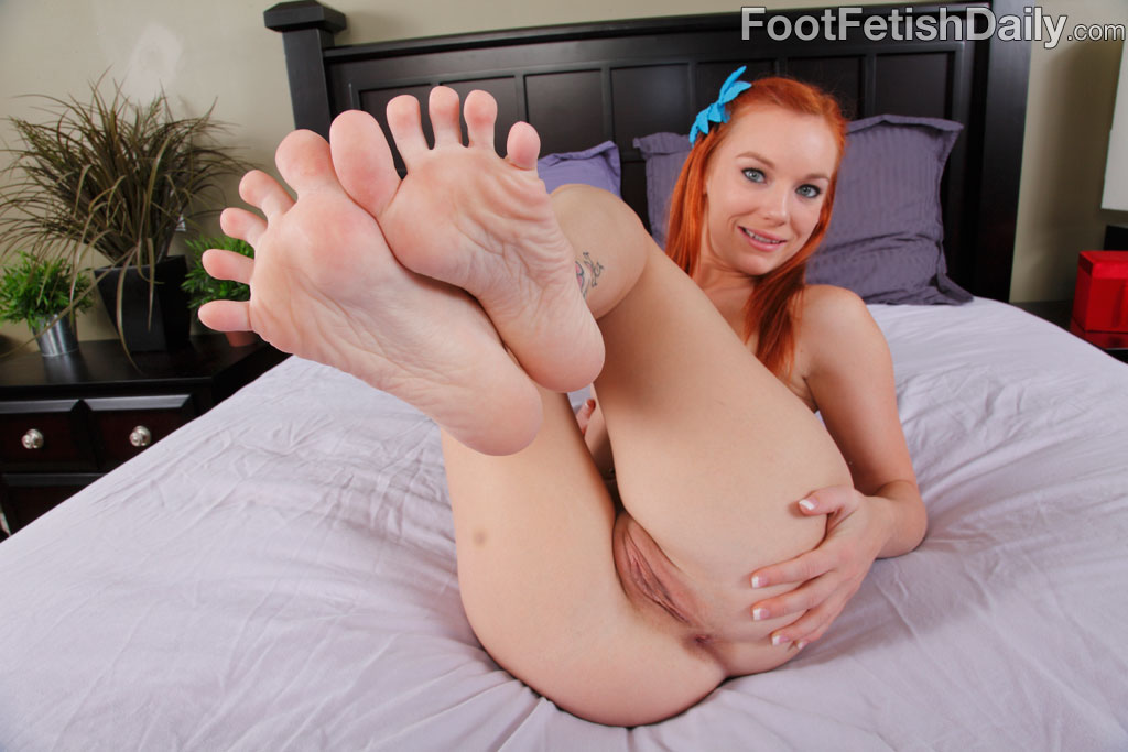 Dana Dearmond Lesbian Foot