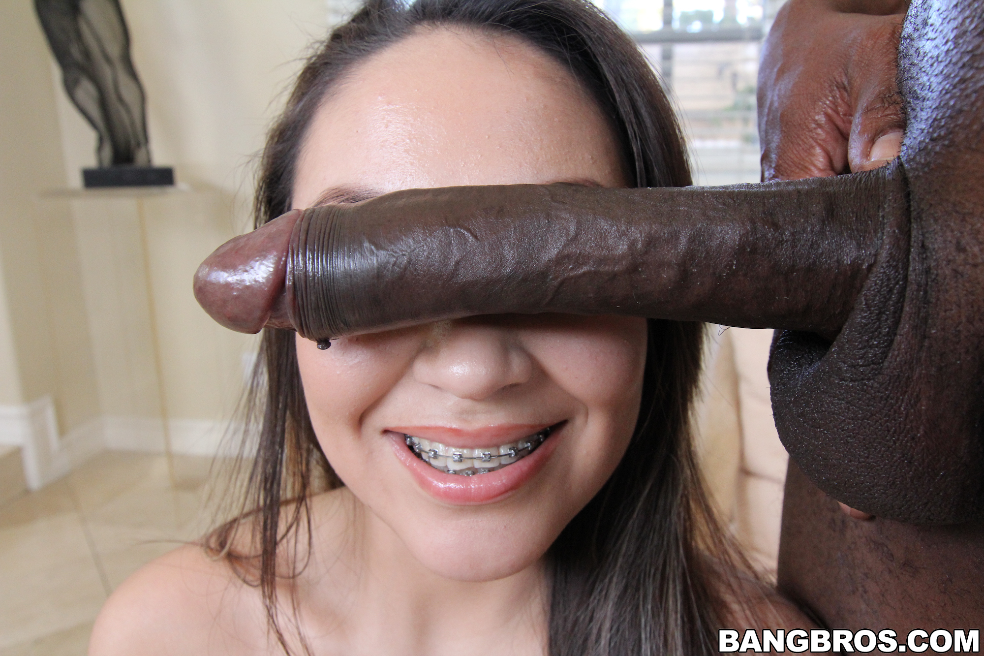 Teens suck black cock