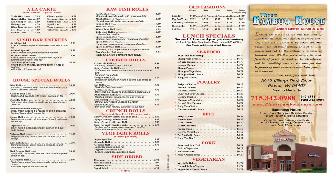 Food Restaurants In Plover Wisconsin