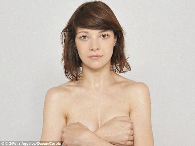 Hot nude muscle women