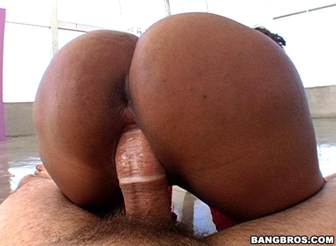 Big Blonde Riding My Big Dick