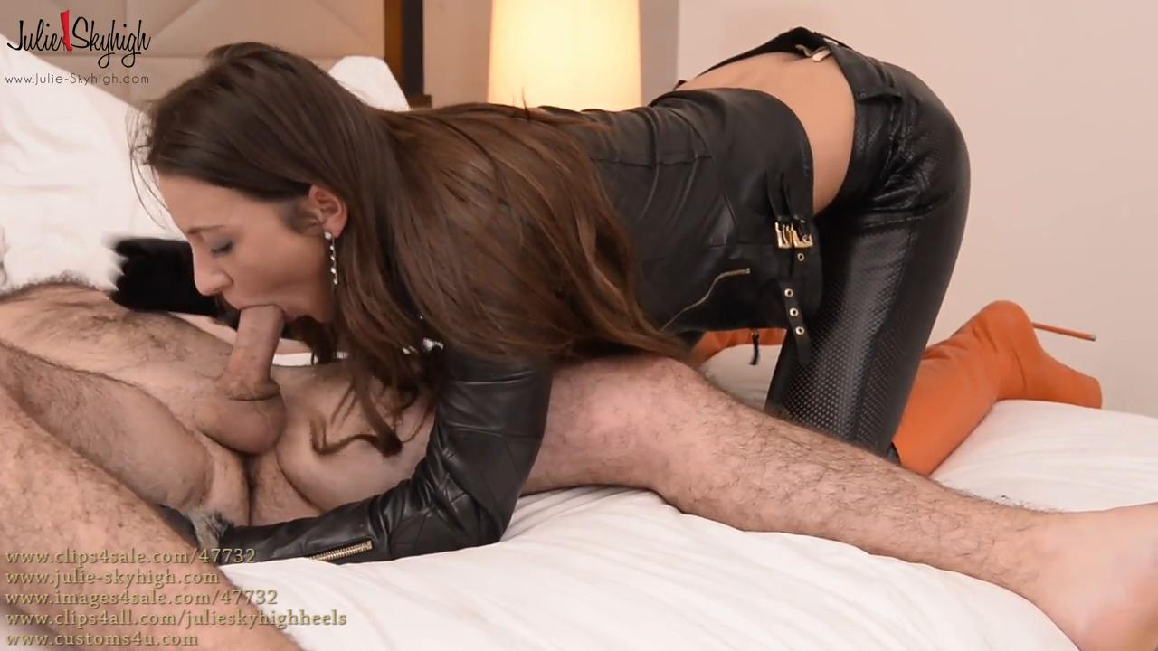 hot women in leather boots fucking