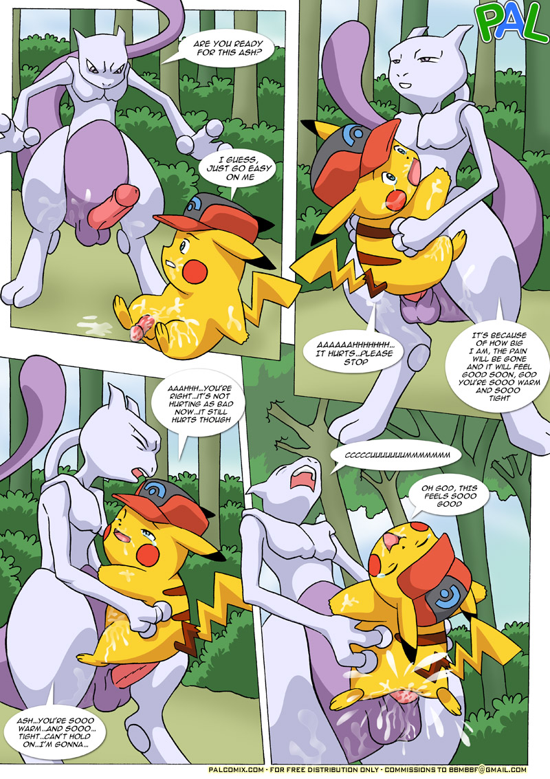 Understand this Pokemon pikachu porn comics brilliant idea