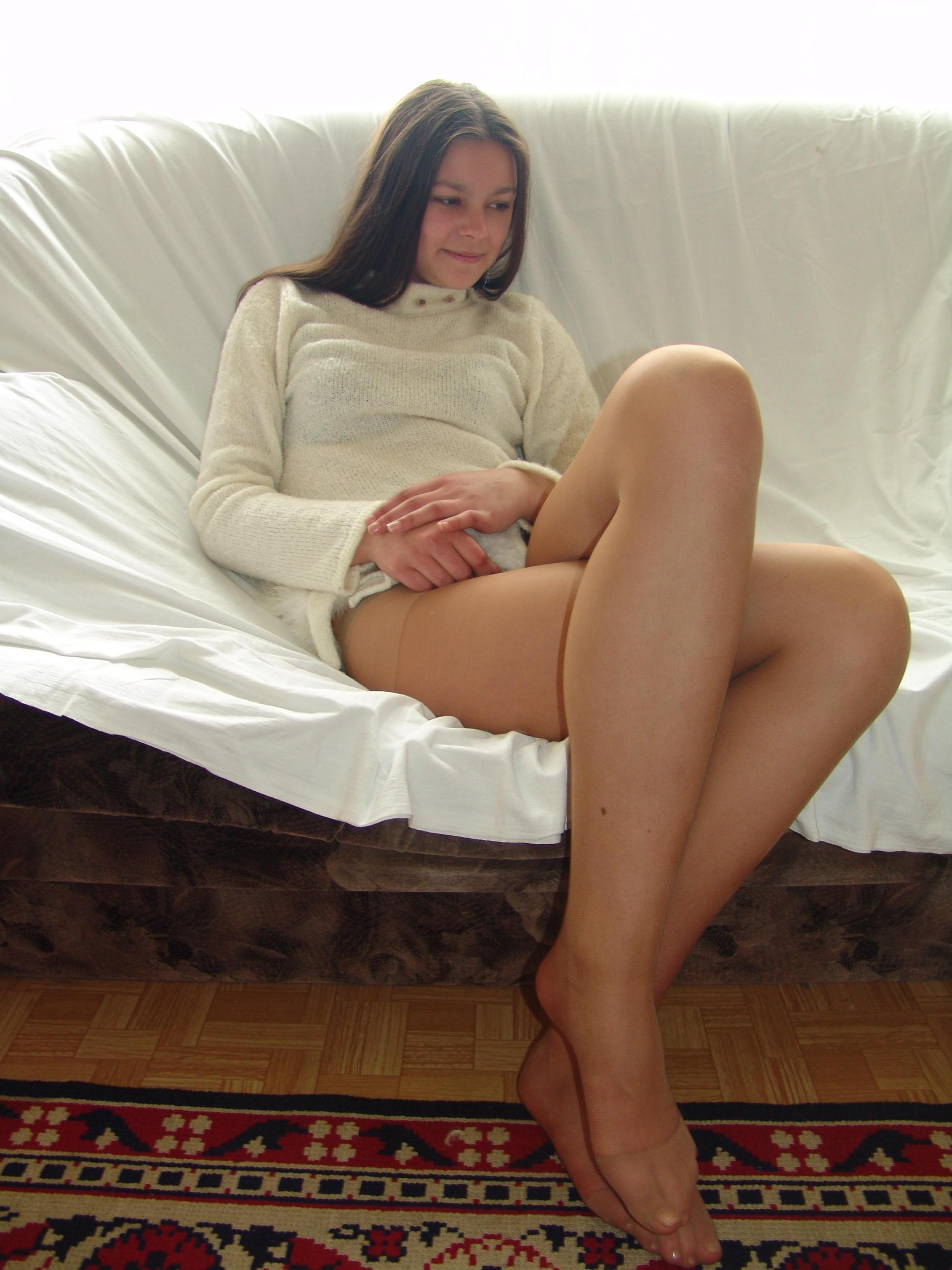 cutie in tights porn