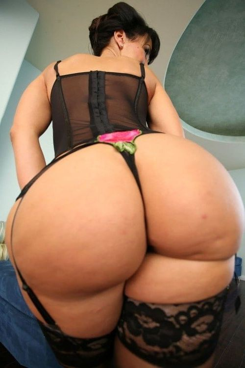 Bbw butt clip huge