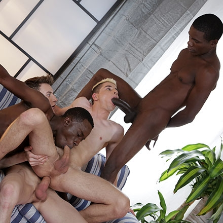 Sex Quality pic interacial male orgy porn