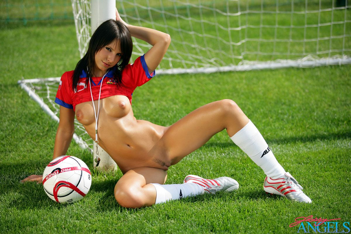 Soccer girls порно