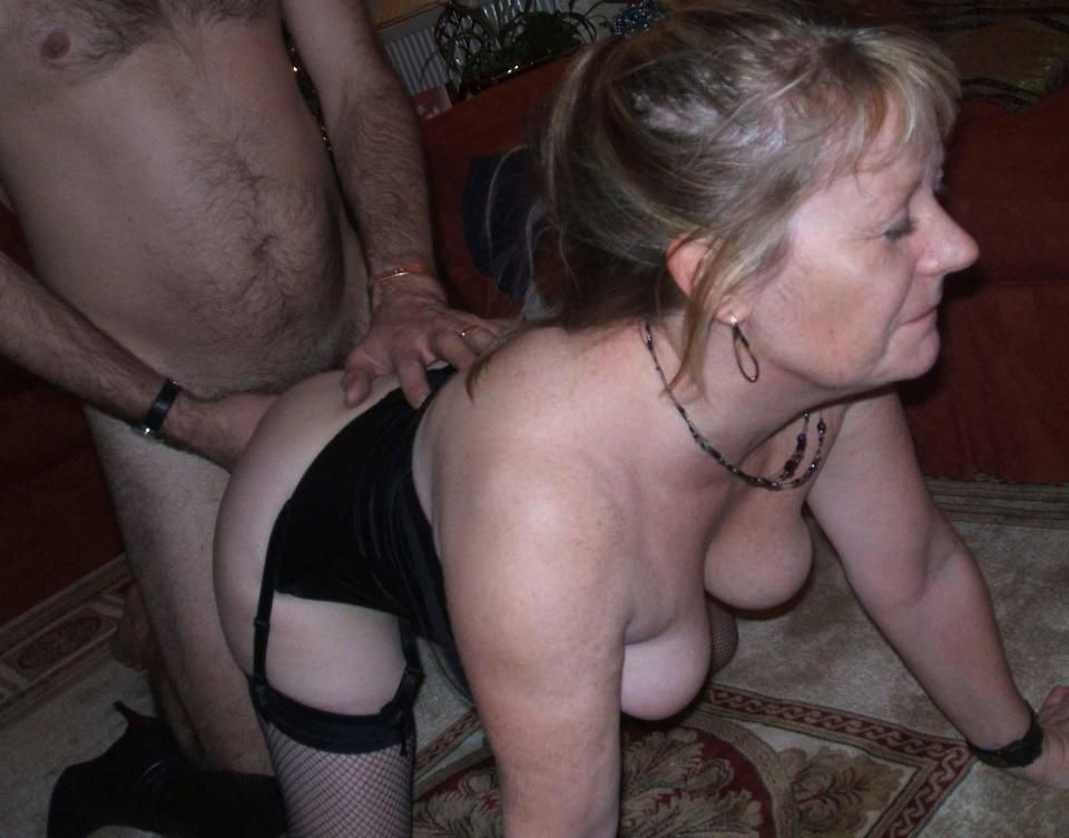 mature mom with her son naked