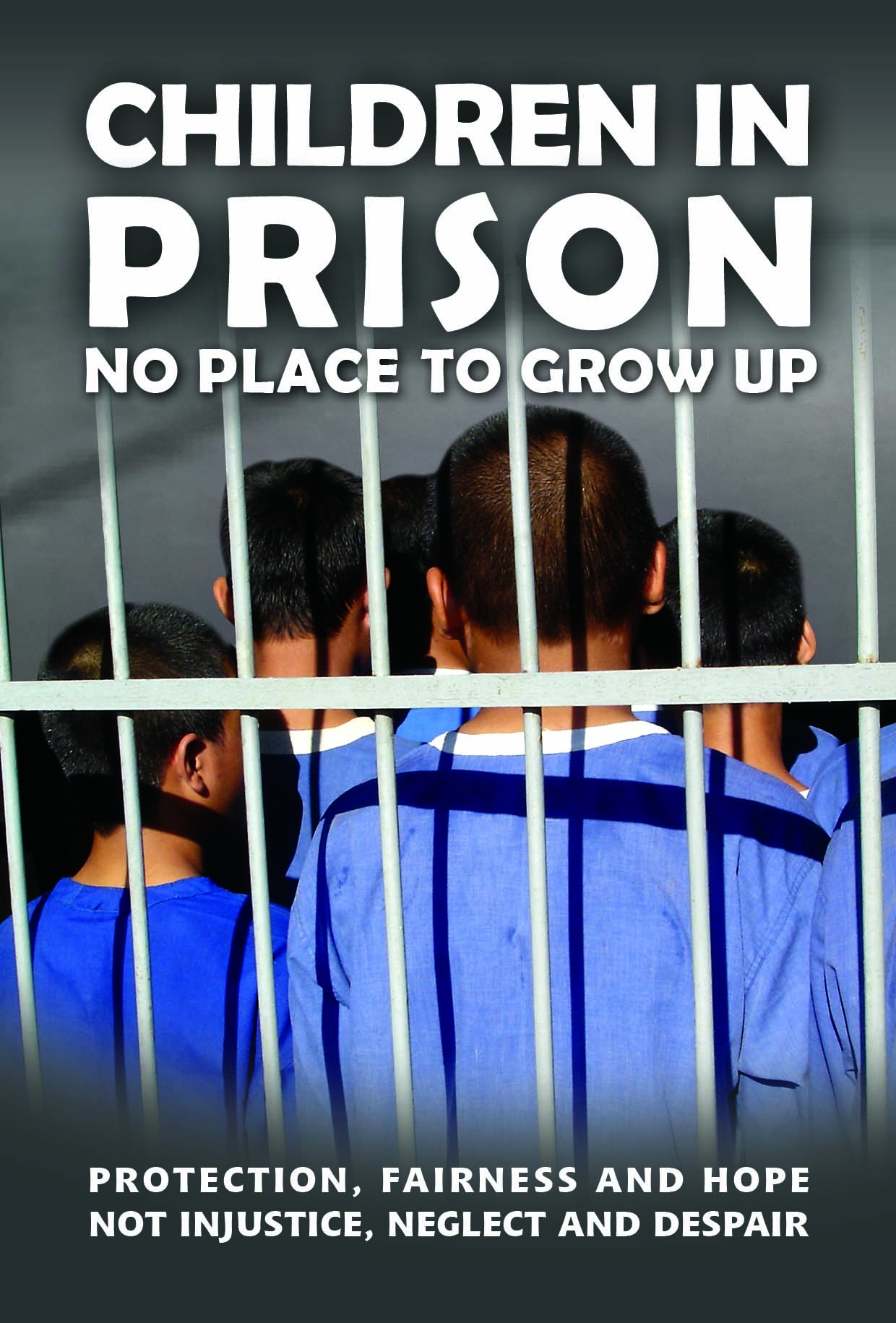 children in adult prisons Censored: warning signs (2014/15 report) prisons are required to report to a national team restraints that cause children to lose consciousness, struggle to breathe, vomit and suffer other.