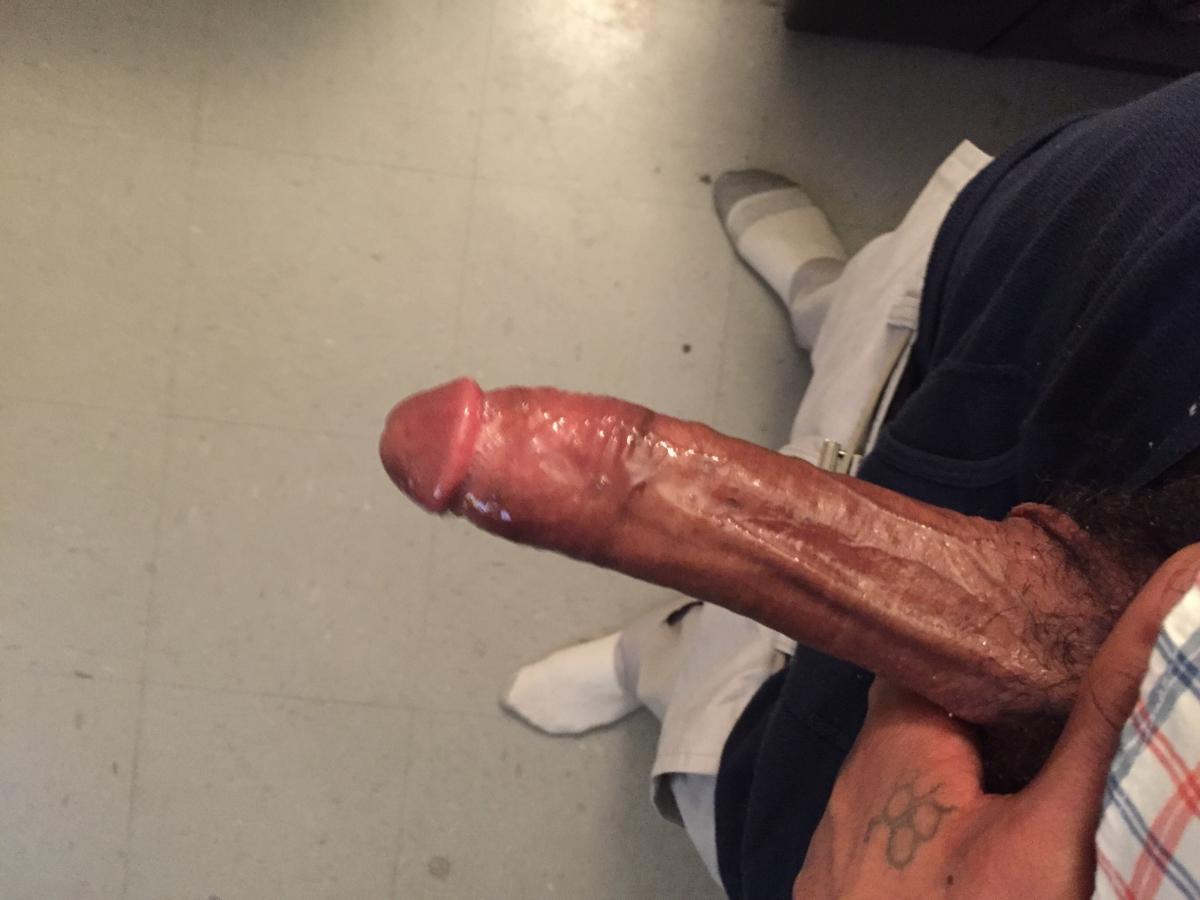 Latina Riding Big Black Dick