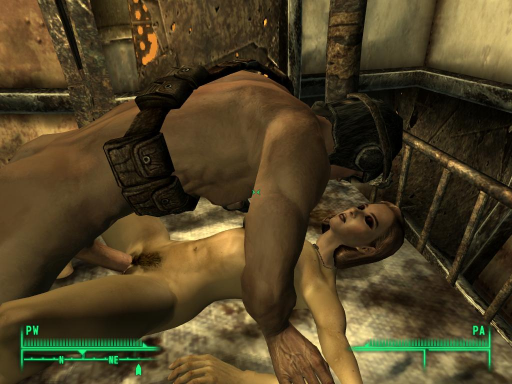 Sorry, that Fallout new vegas sex mod