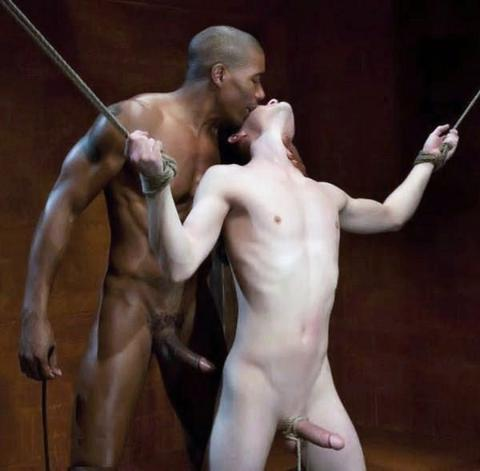 Master for gay slaves