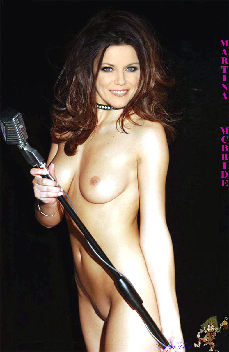 Martina mcbride naked picture