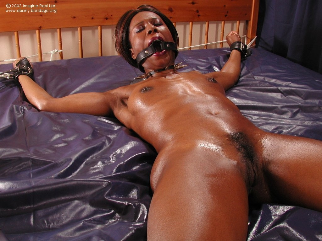 Ebony bondage tgp