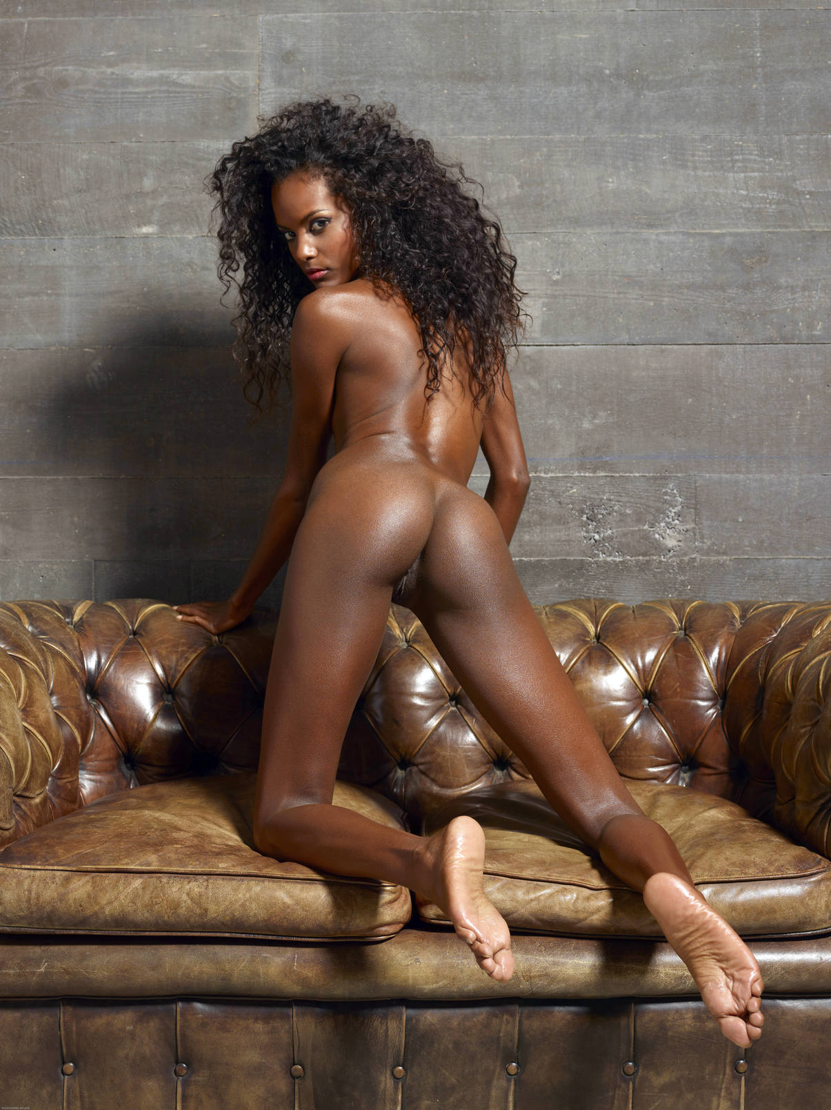 Oiled skinny black girls nude authoritative