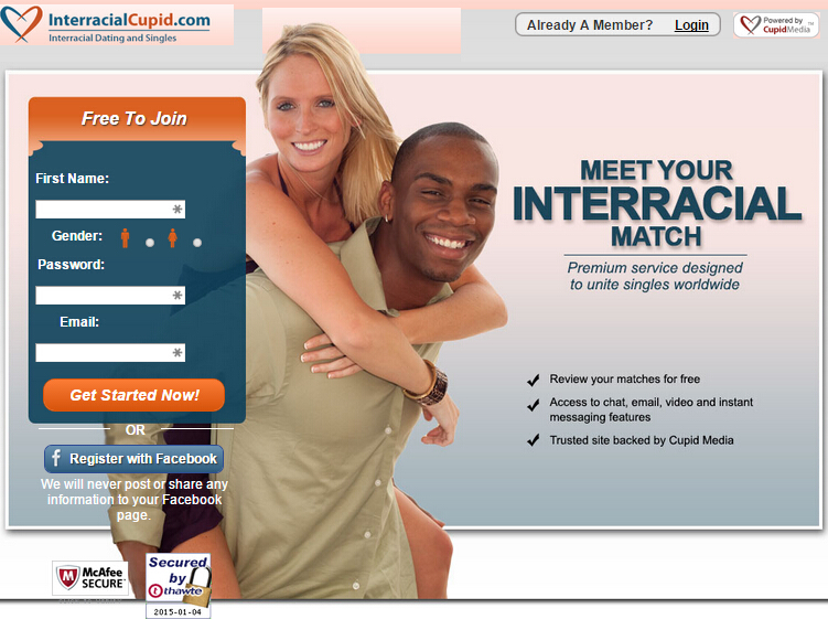 free interracial relationships dating sites The top ten interracial dating sites were created with the mission of matching couples for dating and marriage we specialize in matching singles who would like to meet and date members of other races.