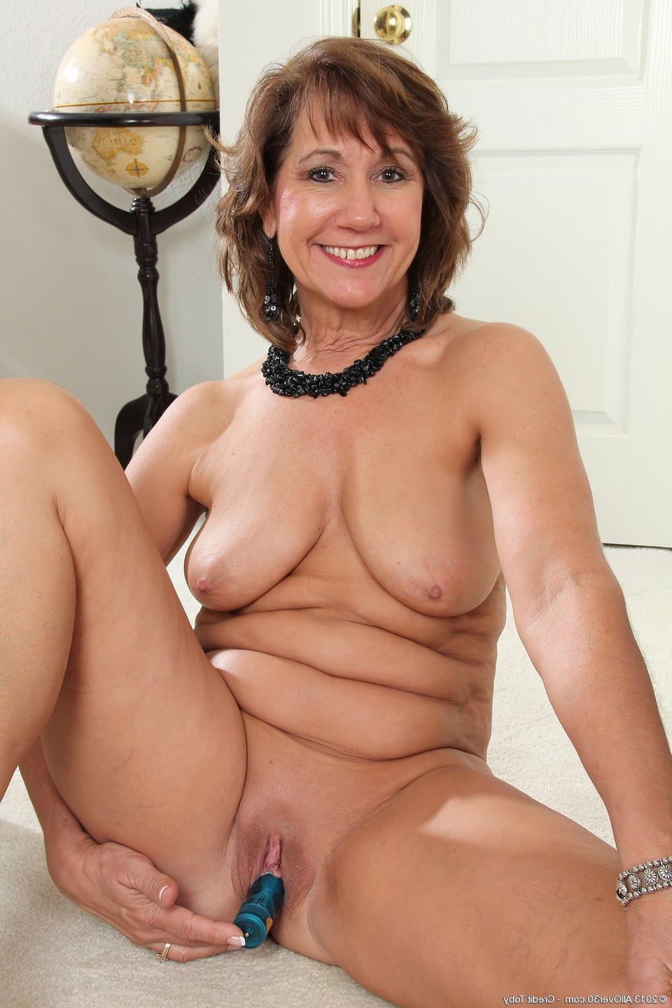 Mature big tits girlfriend