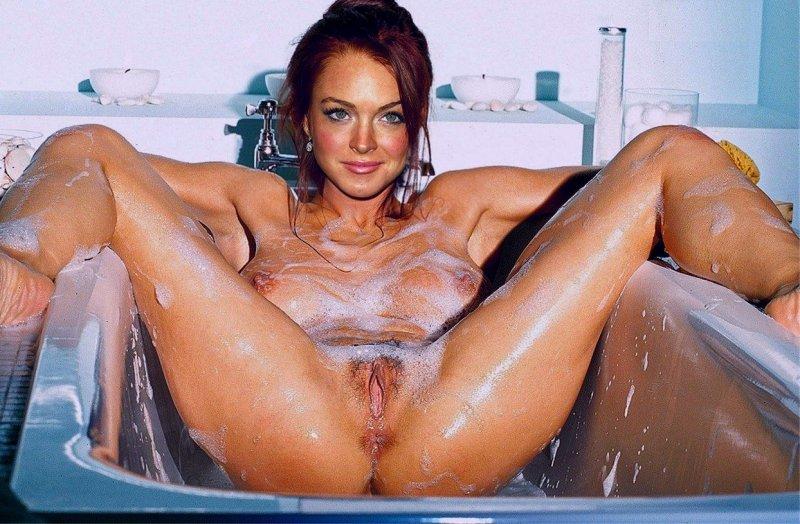 Hot naked lindsay lohan