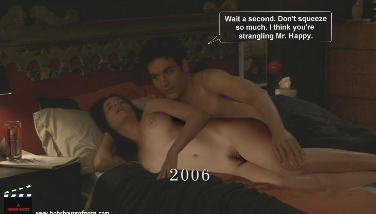 Cobie Smulders Naked