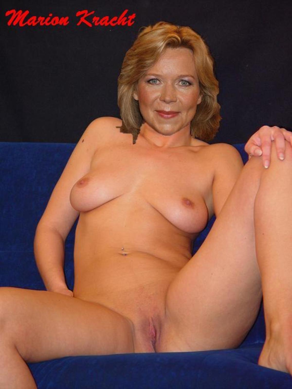 Nackt mariele millowitsch Mariele